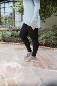 The Best Black Leggings | Pear Shaped Body