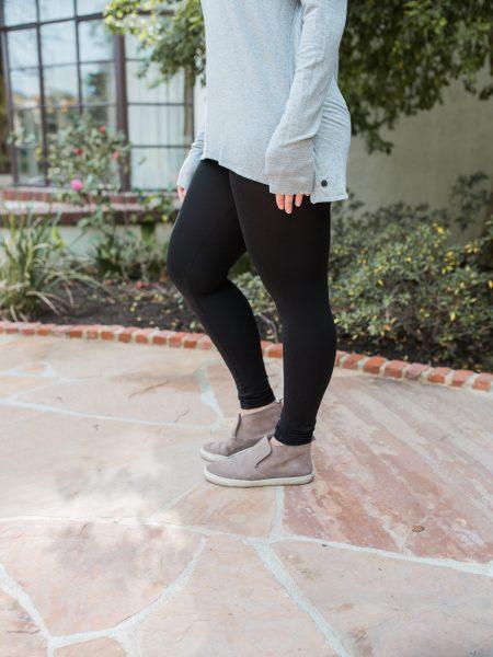 best black leggings spanx 1