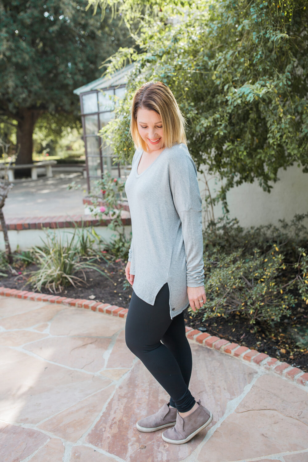Obsessed with black leggings? This pair from Zella is amazing and perfect for everyday wear!