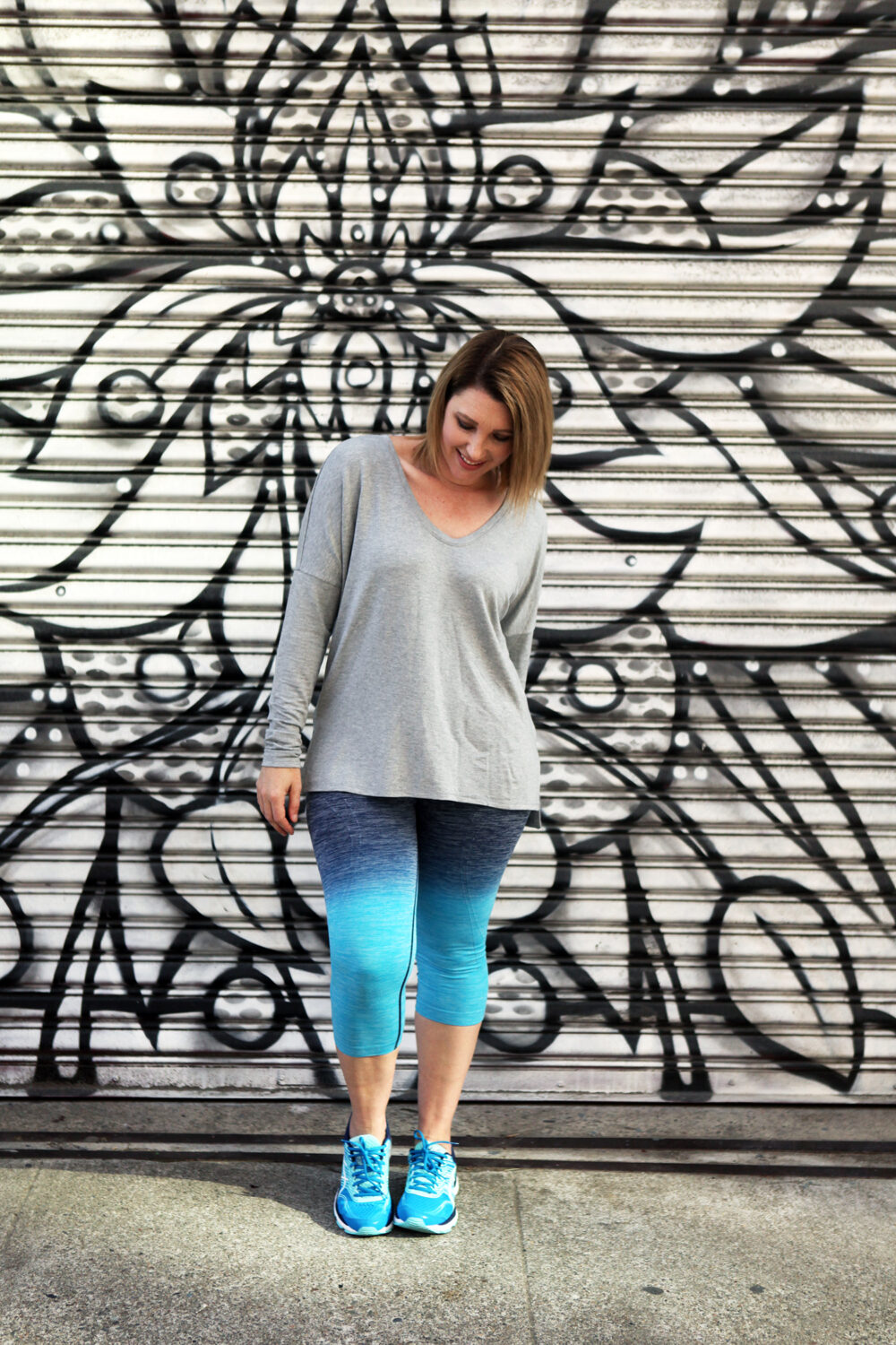 On the search for running tights? These are the BEST workout pants for a pear shape....and are perfect for long runs!
