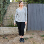 The Best Black Workout Pants: Zella