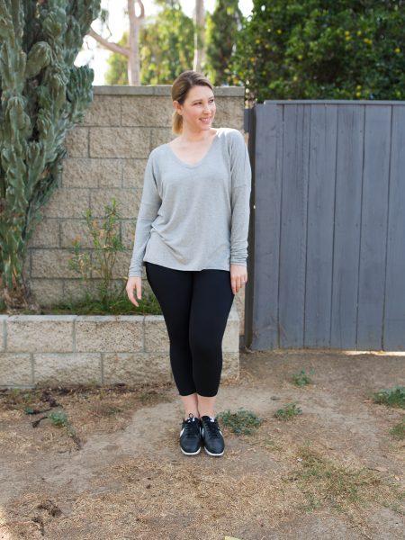 The Best Black Workout Pants: Zella