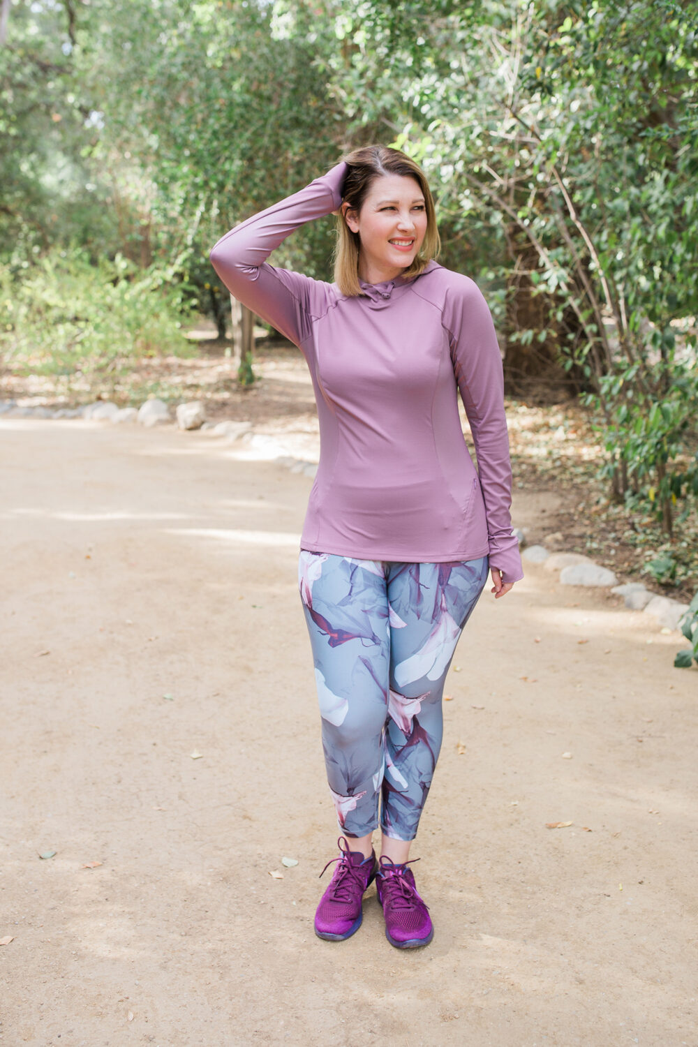 Looking for a great pair of Capri Leggings? This pair from Fabletics fits like a dream, won't break the bank, and come in about a million adorable prints and patterns!