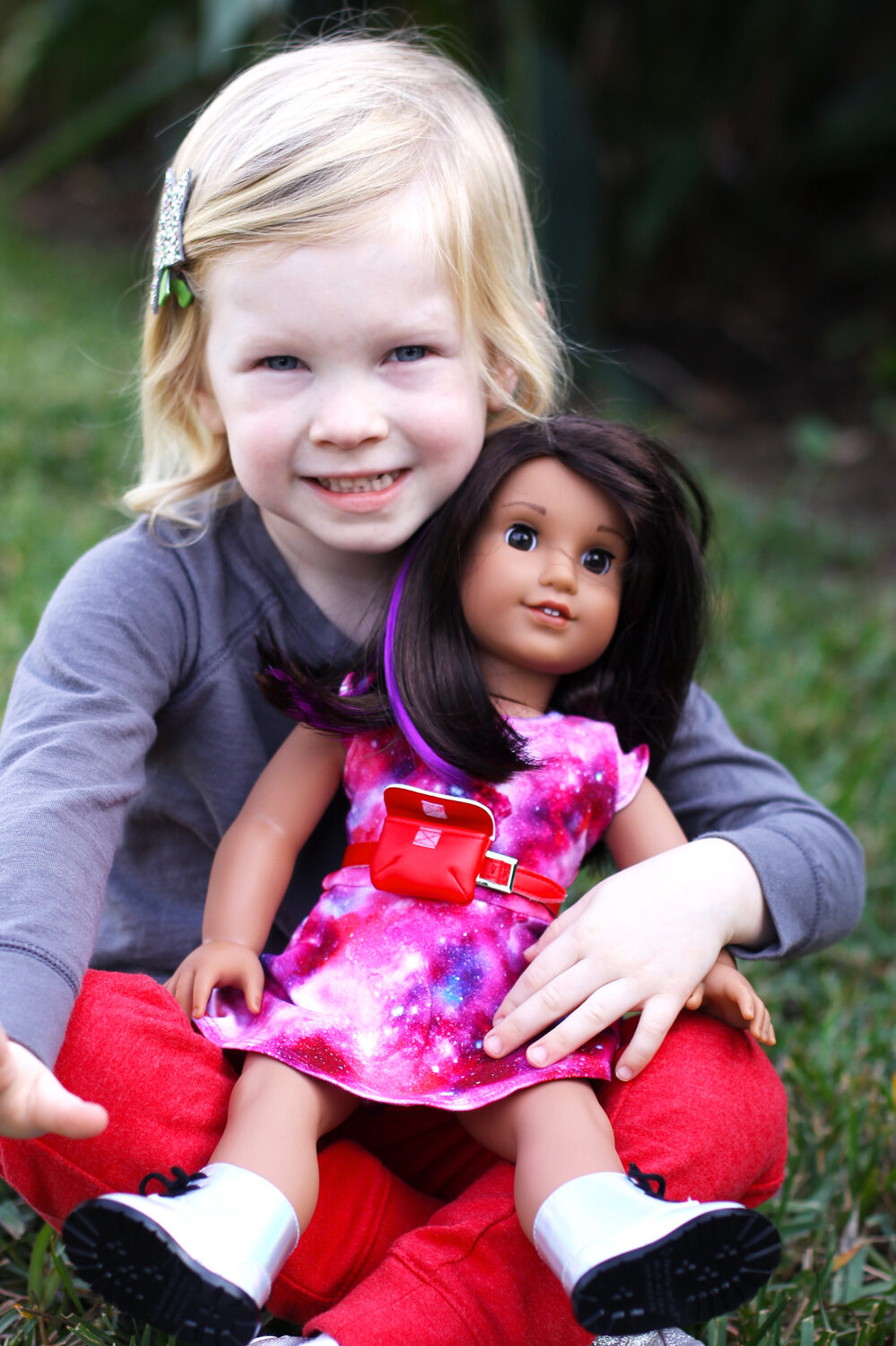 Are you as excited about the American Girl 2018 Doll of the Year as we are? We're introducing Luciana Vega, and giving a doll away to ONE OF YOU!