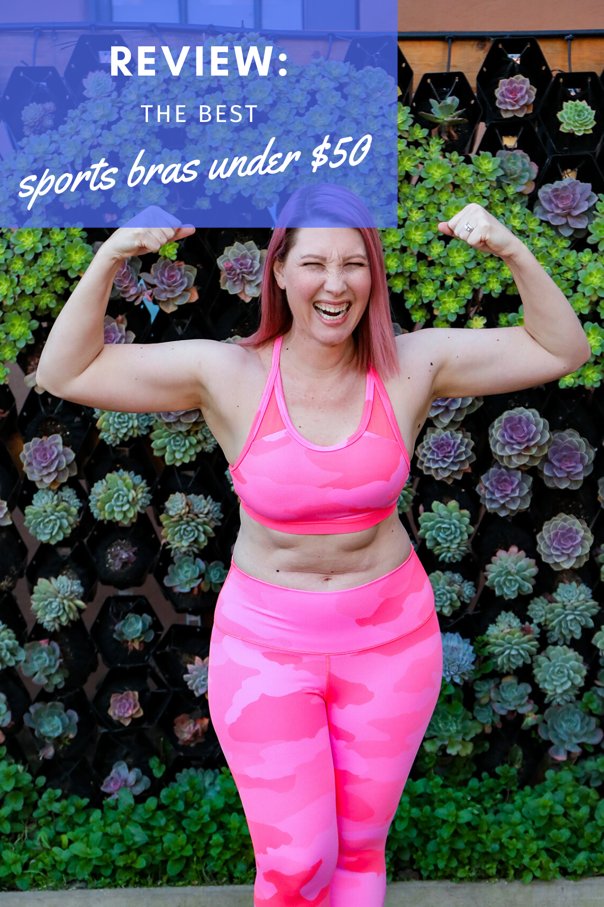 Wondering where to buy sports bra for under $50 that actually HAVE SUPPORT? These workout wear recommendations are great!