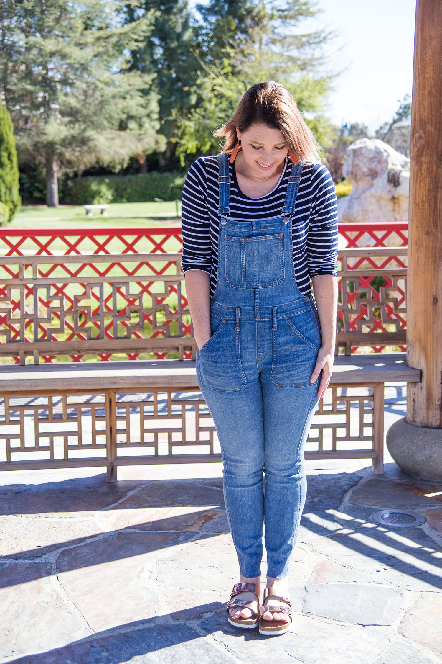Light Denim Overalls: Looking for overalls for women with curves? This pair has great stretch and look great with everything!