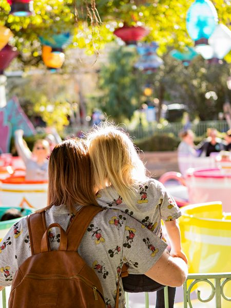 Disneyland Rides for Preschoolers