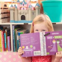 How to Build a Kid Friendly Home Library