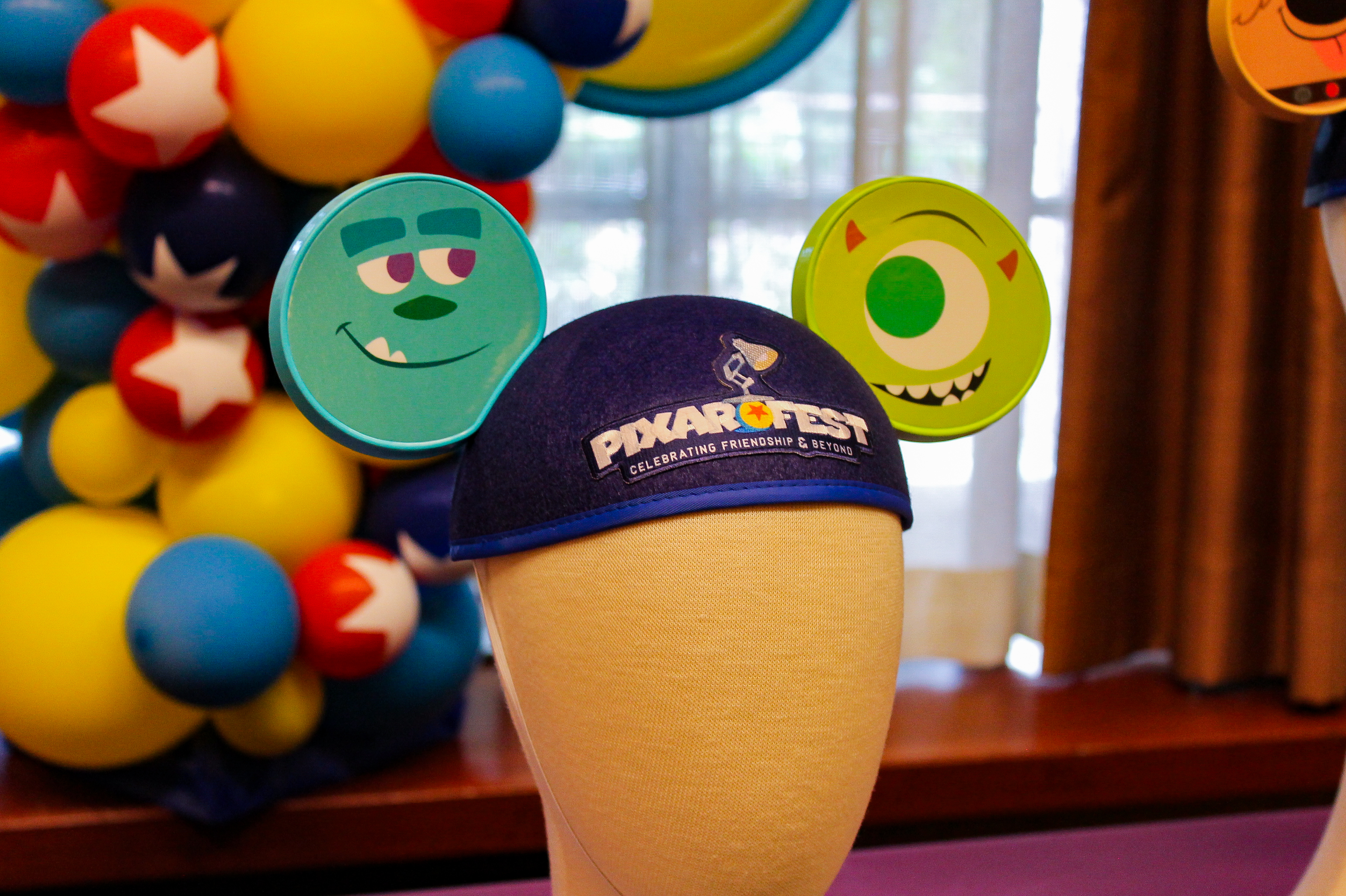 Disneyland Pixarfest: Monster's Inc Hat