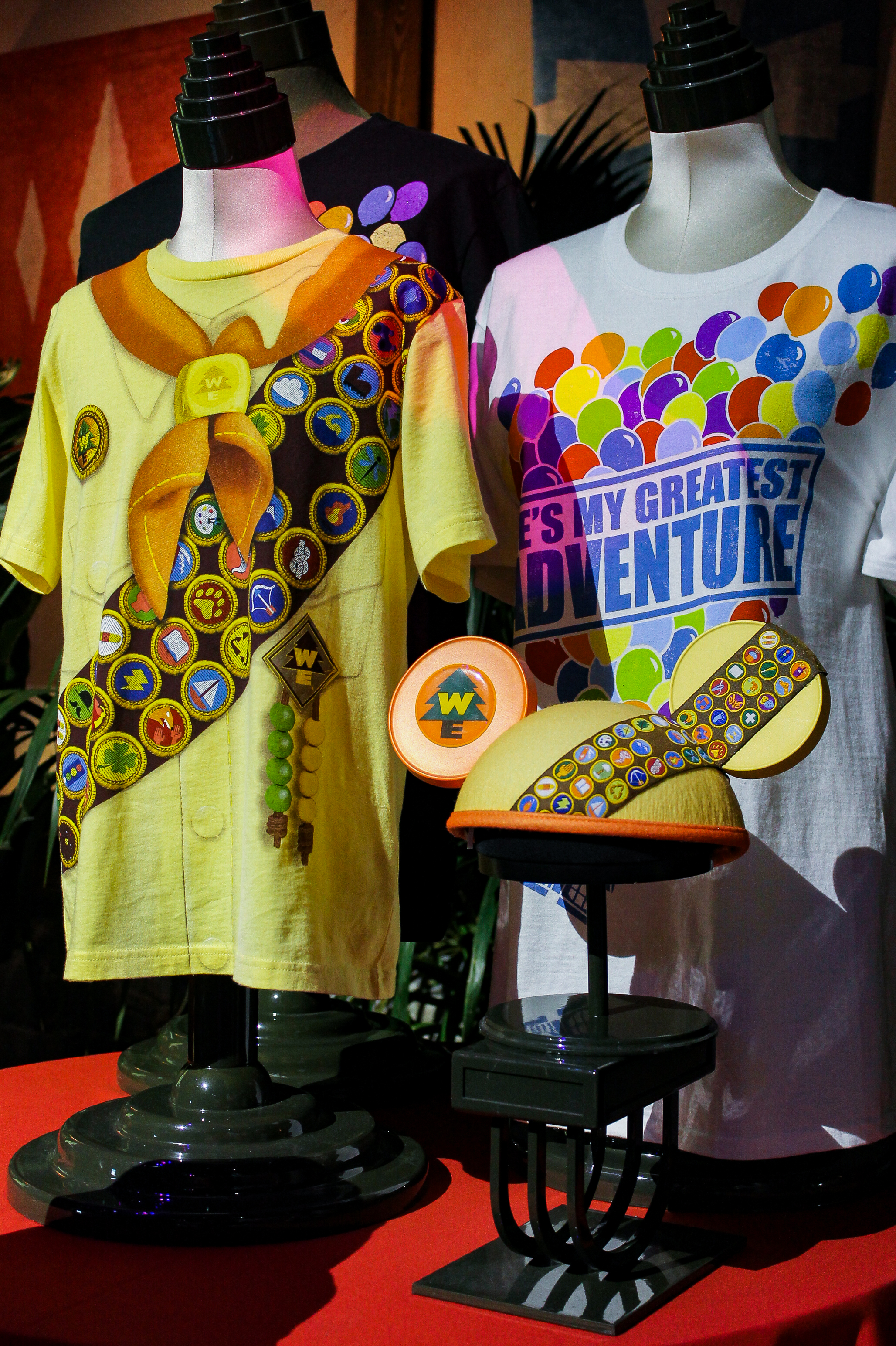 Disneyland Pixarfest: Up Tee Shirts
