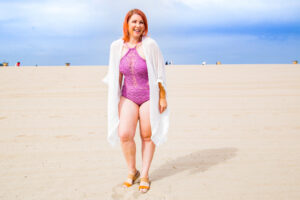 How to Be Comfortable In a Bathing Suit