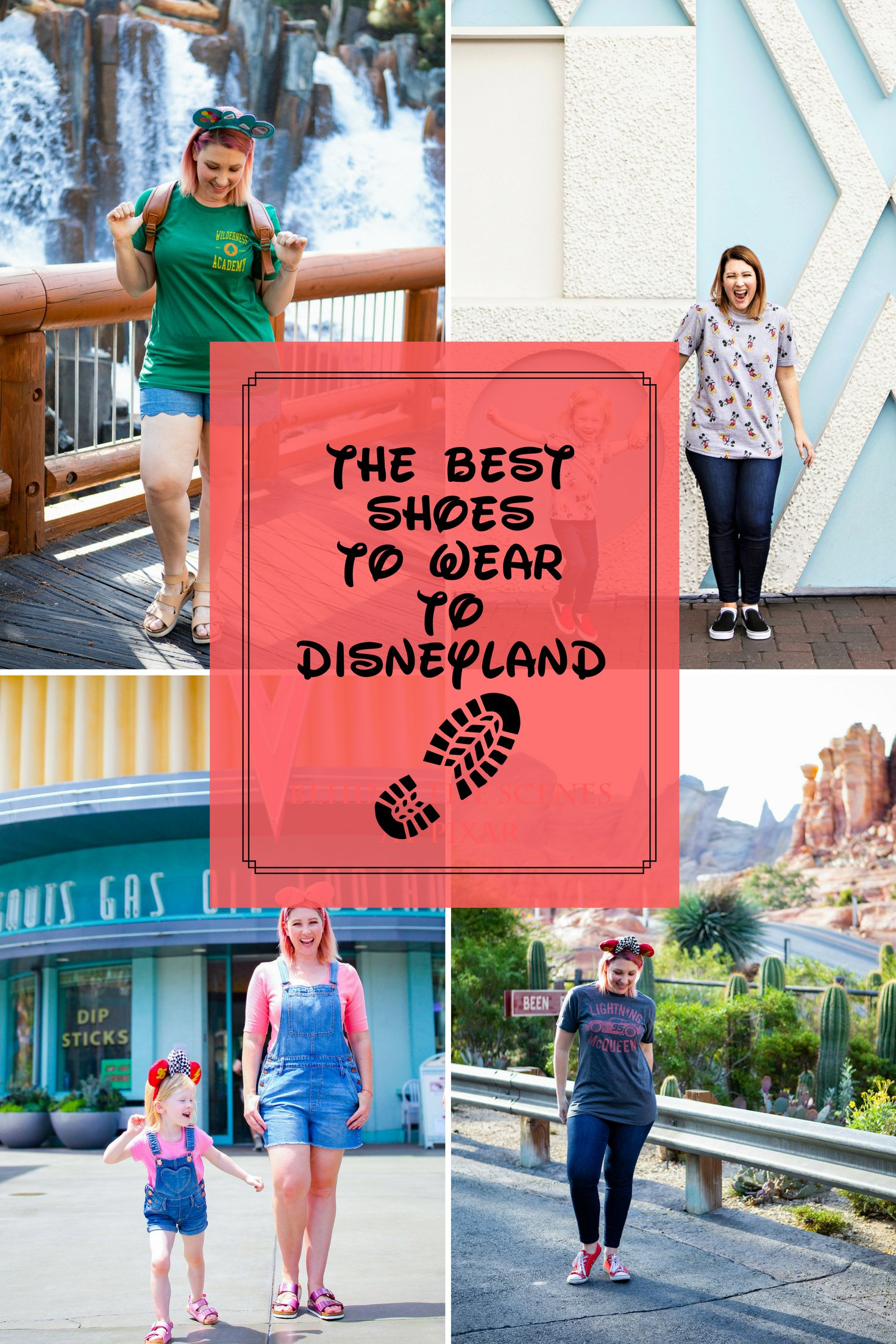 Looking for the perfect shoes to go with your Disneyland outfits? This post breaks down what shoes to wear to Disneyland by season for maximum style and comfort!