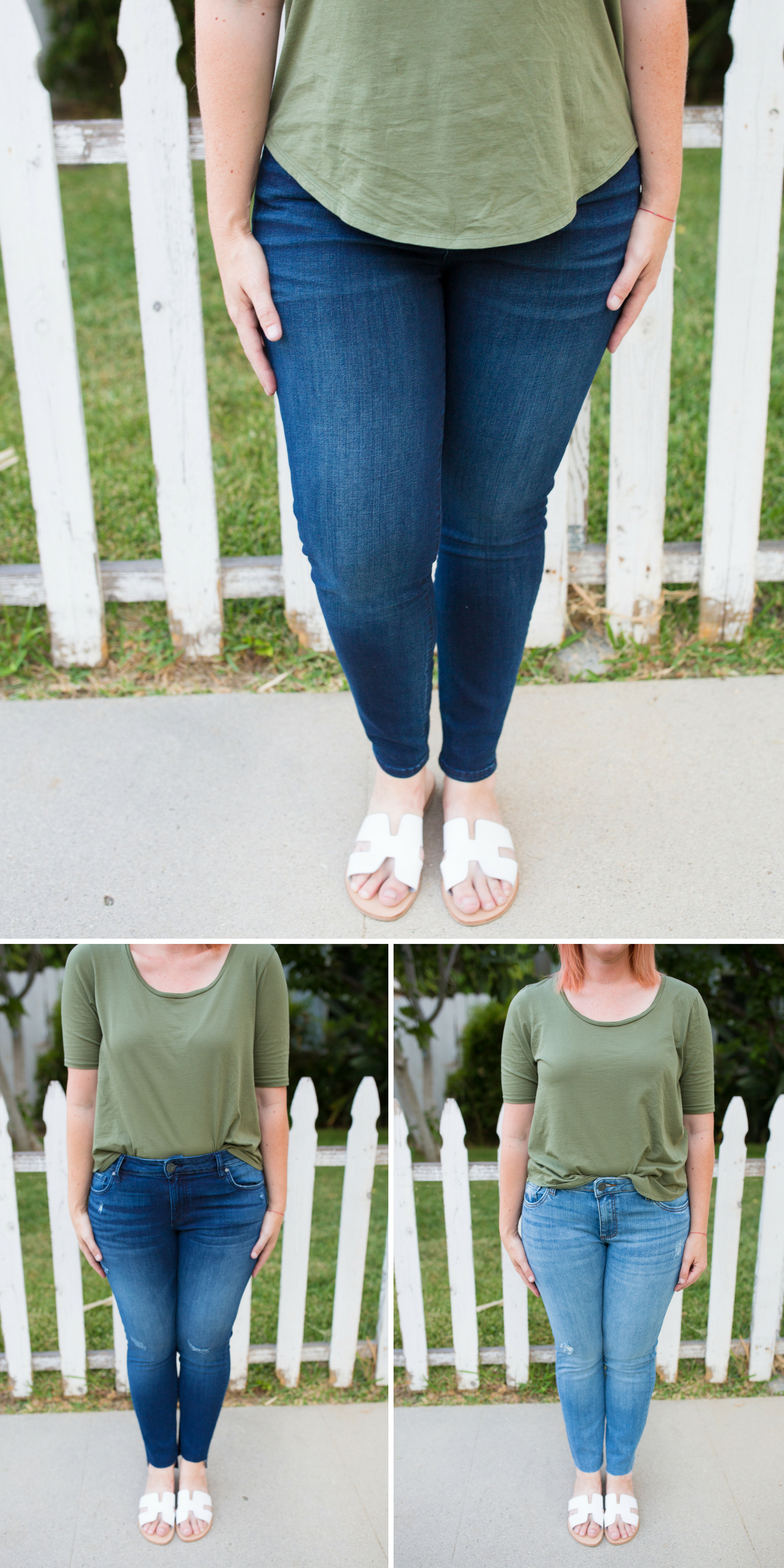 Want to know what to buy from the Nordstrom Anniversary Sale 2018? These are the top jeans to buy, compared in pictures and by pricing!