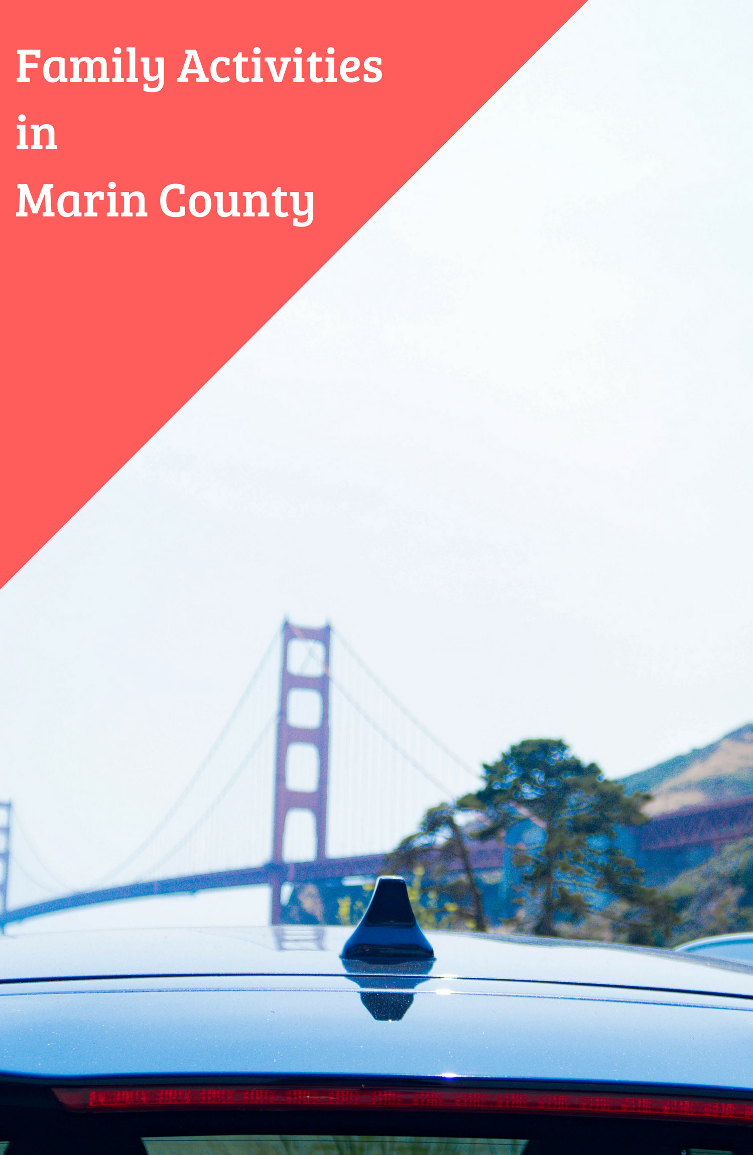 Planning a trip to Marin County? We're sharing our favorite family activities!