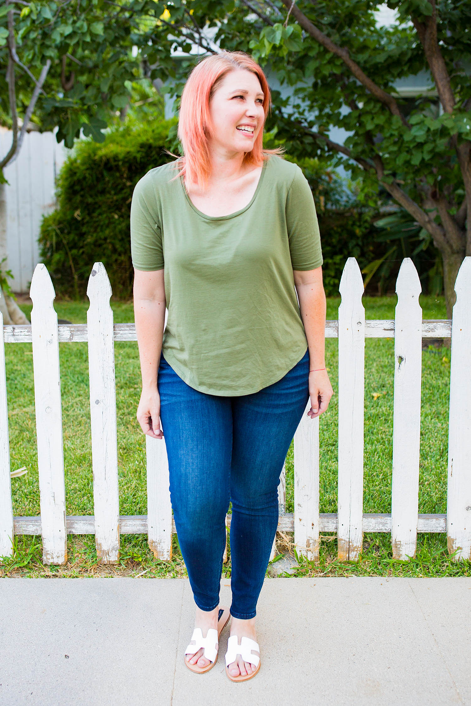 Nordstrom Anniversary Sale 2018: Fall outfits time is HERE, and these dark skinny jeans are a GREAT price!