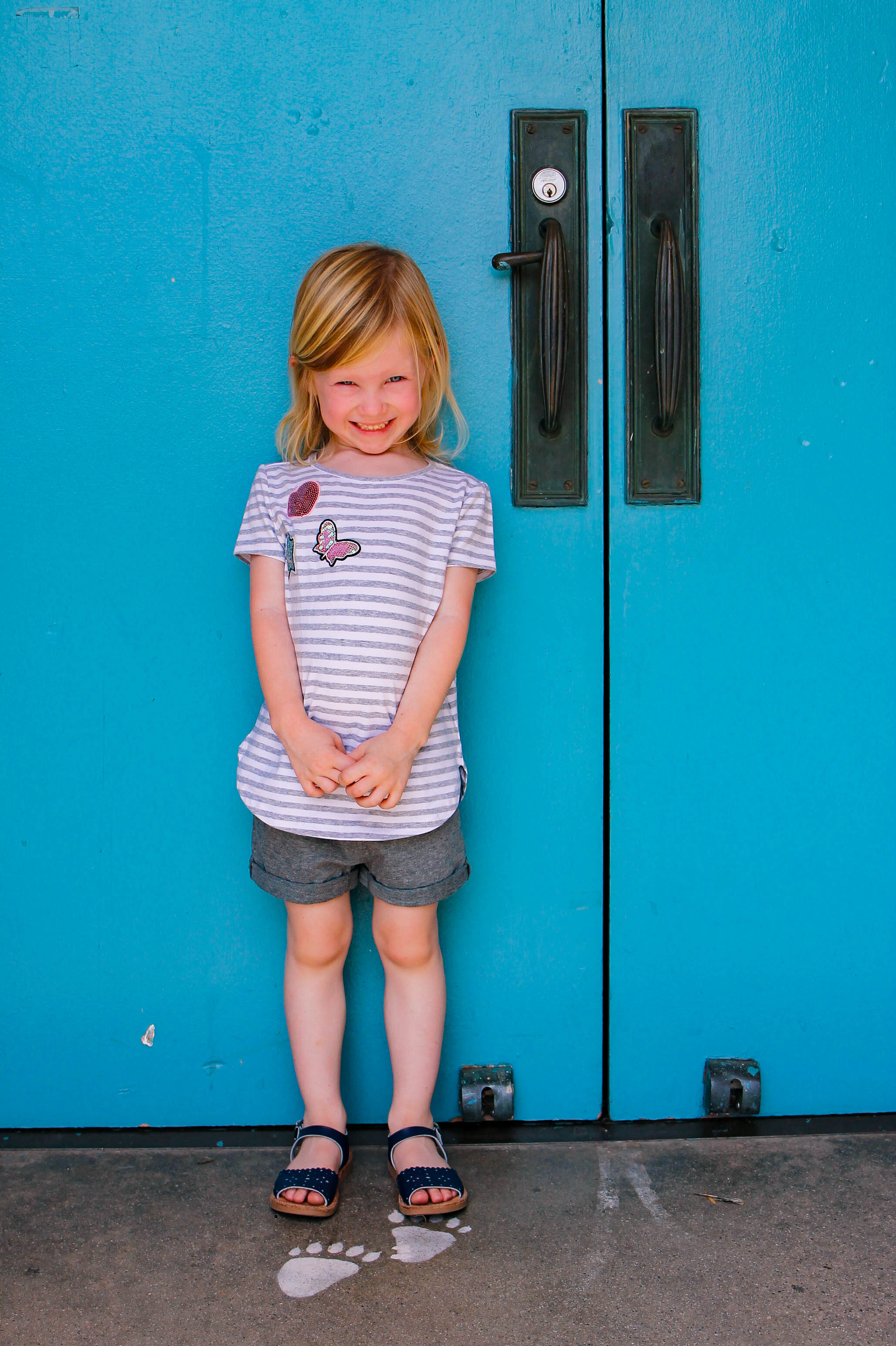 Stitch Fix Kids Review: How cute is this Rumi + Ryder The Graphic Tunic?