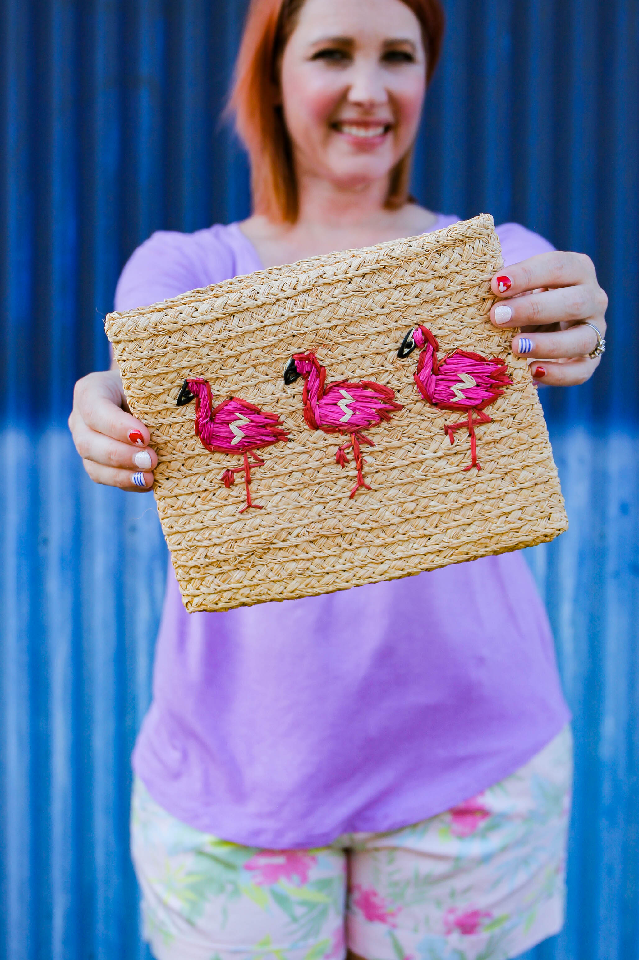 Stitch Fix Review August 2018……what I kept, what I returned and what you should request including this Bujibaja Whimsical Clutch!