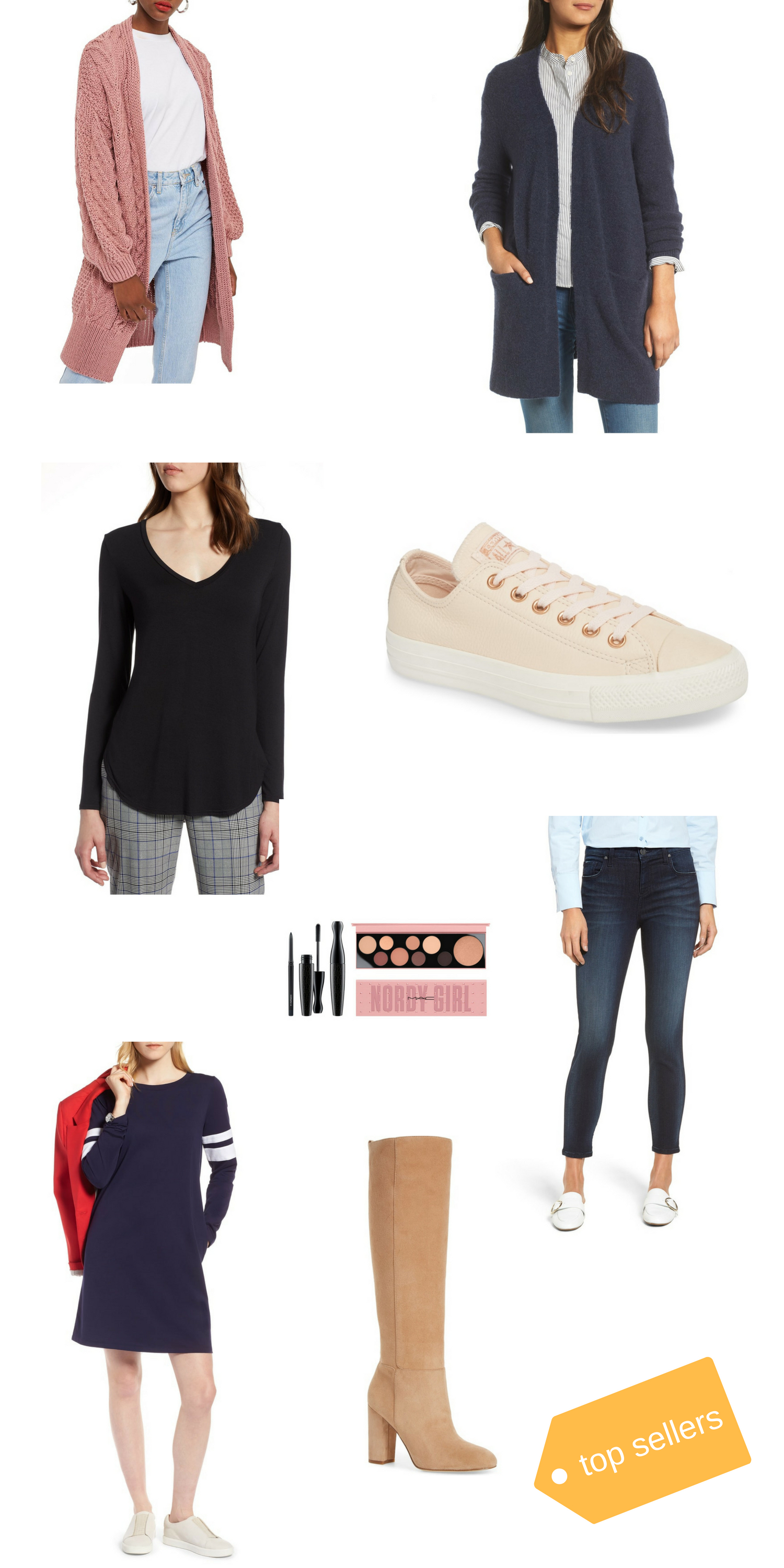 Want to see what y'all have bought the MOST from the Nordstrom Anniversary Sale? These are the top selling items I've shared, along with recommendations for a few more things that you won't want to miss!