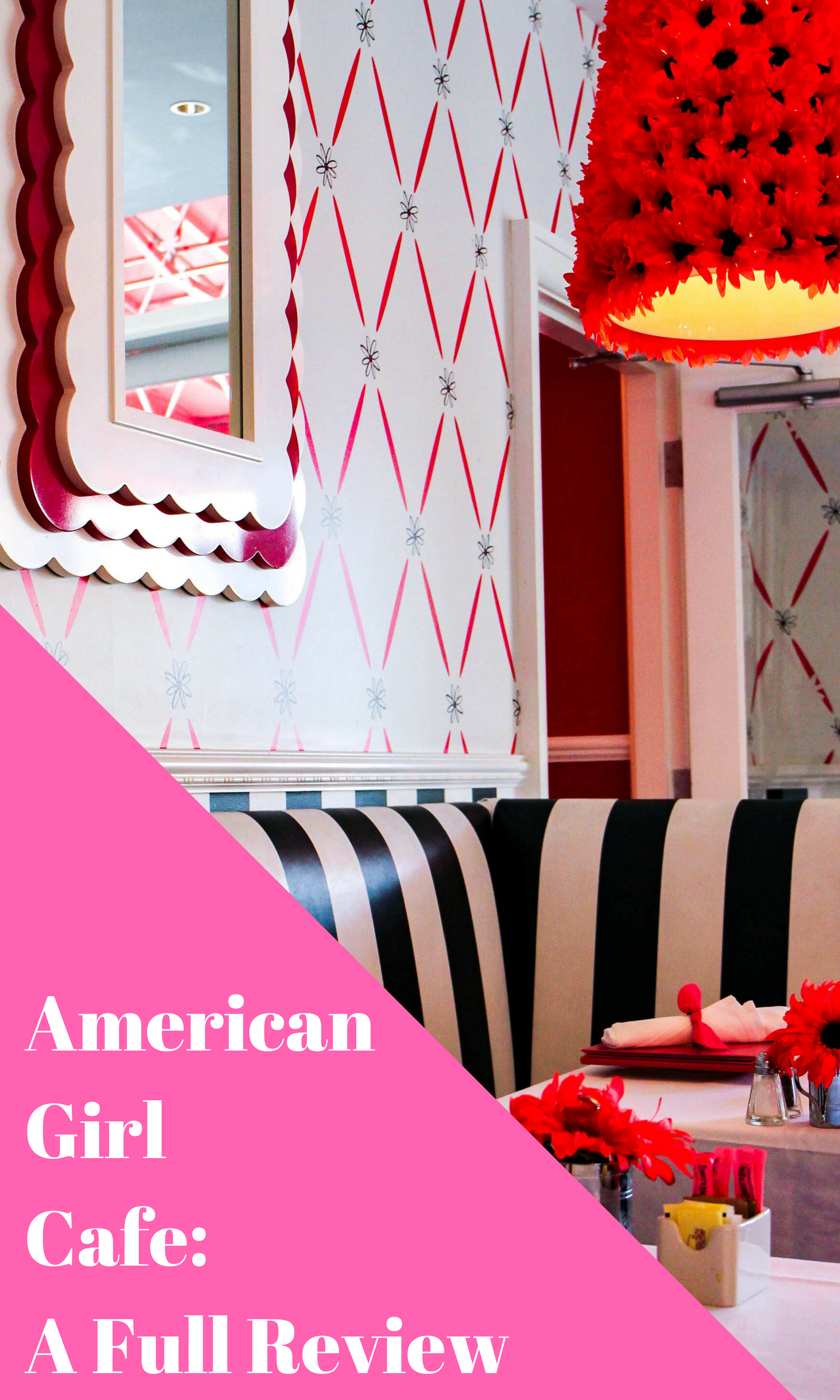 Interested in visiting the American Girl Cafe? We're sharing our full review, and what ages the cafe is perfect for!