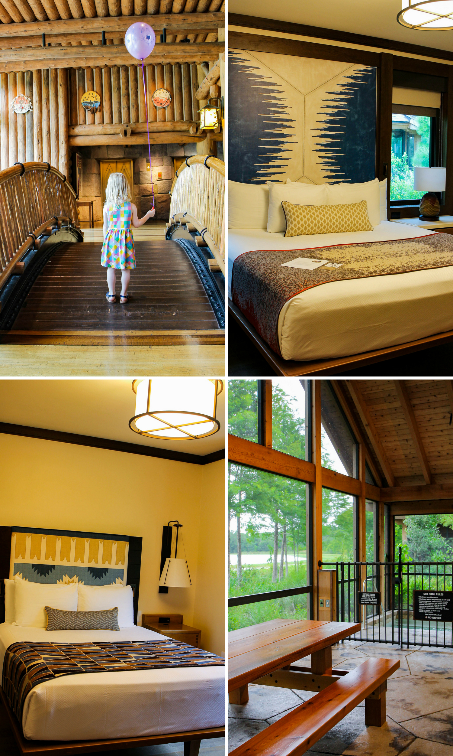 Check out these Copper Creek Villas in room photos and the full review!
