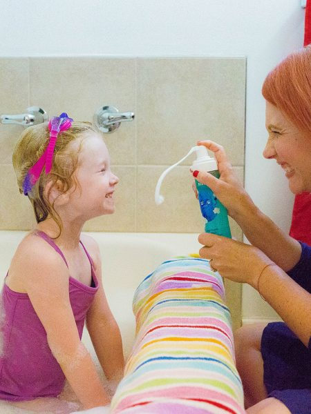 Is Bath Time Only For Babies?