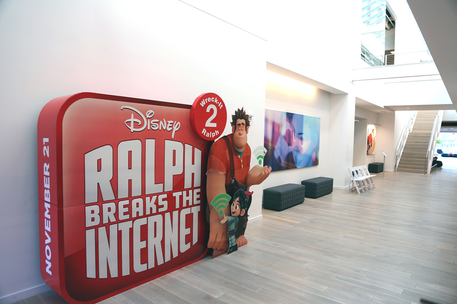 Are you counting the days until Wreck it Ralph 2: Ralph Breaks the Internet releases? I'm sharing 4 top secret facts from the early press day.........