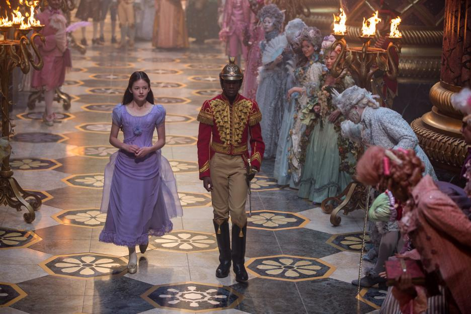 Thinking about taking your children to The Nutcracker and the Four Realms? I'm telling you what you need to know as a parent…..and what ages the film is appropriate for!