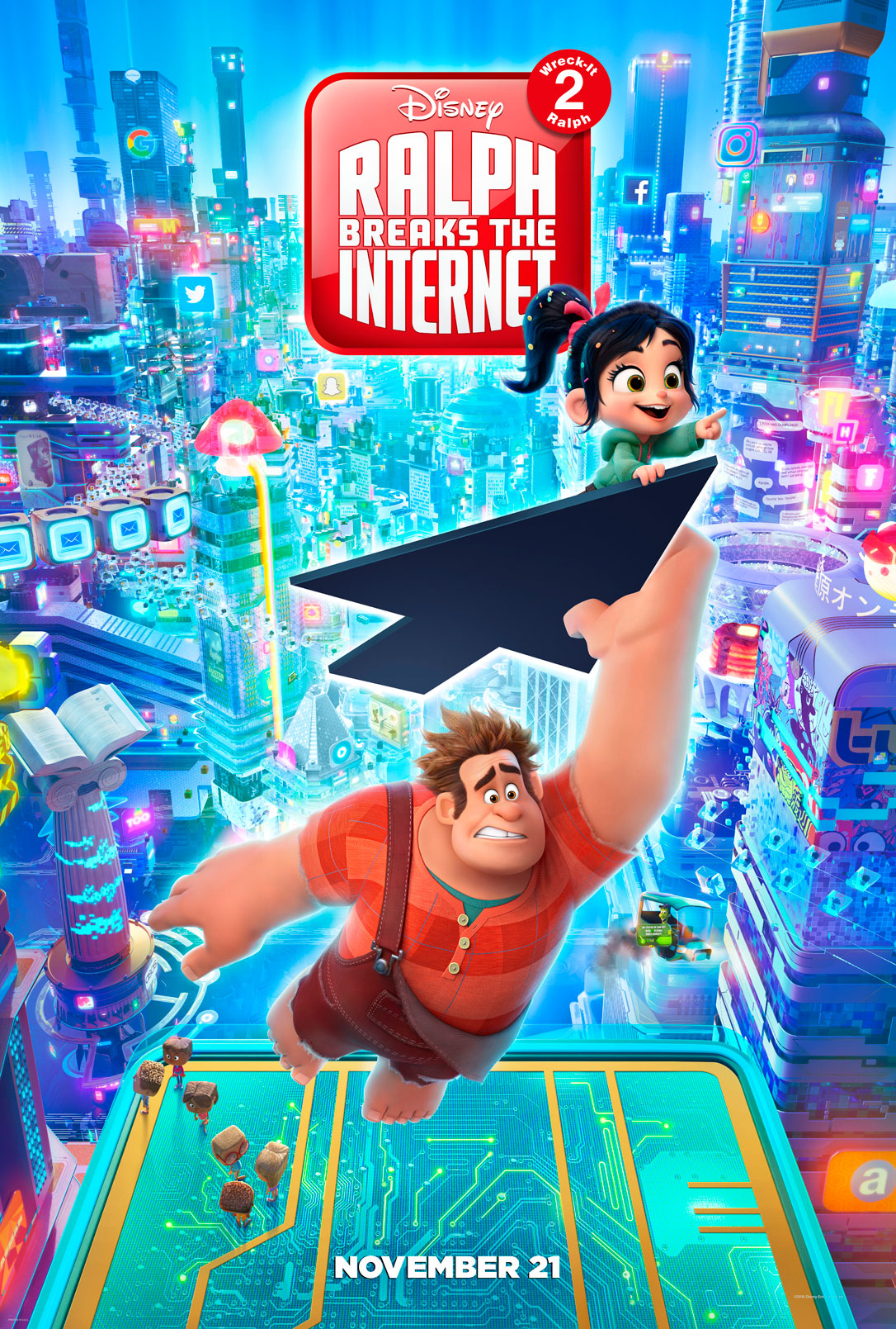 Are you counting the days until Wreck it Ralph 2: Ralph Breaks the Internet releases? The Disney Princesses scene is one of the most highly anticipated Disney scenes in YEARS.....and we got the back story........