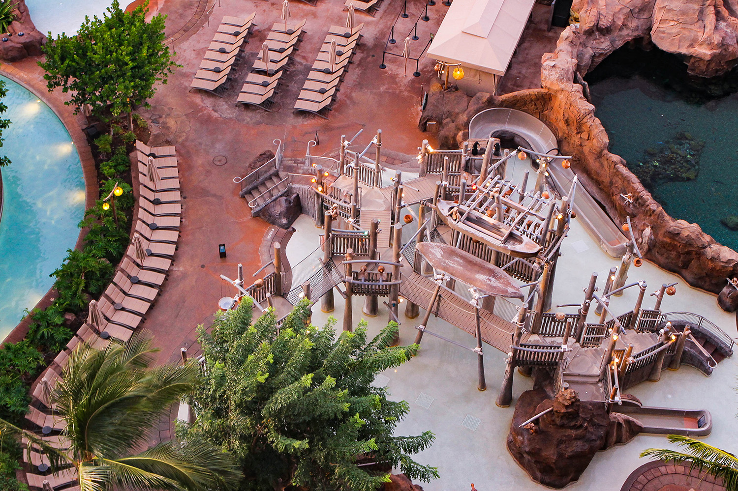 Disney Aulani: This splash pad and water park area is a MUST do for toddlers and preschoolers!