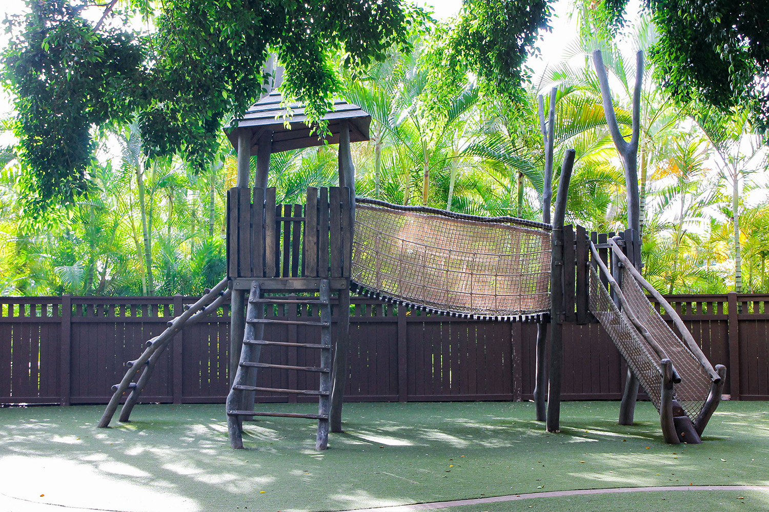 Aunty's Beach House: The kids club at Aulani is filled with activity areas and even an amazing play structure (plus it's included in your stay)!