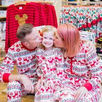 Family Holiday Pajamas