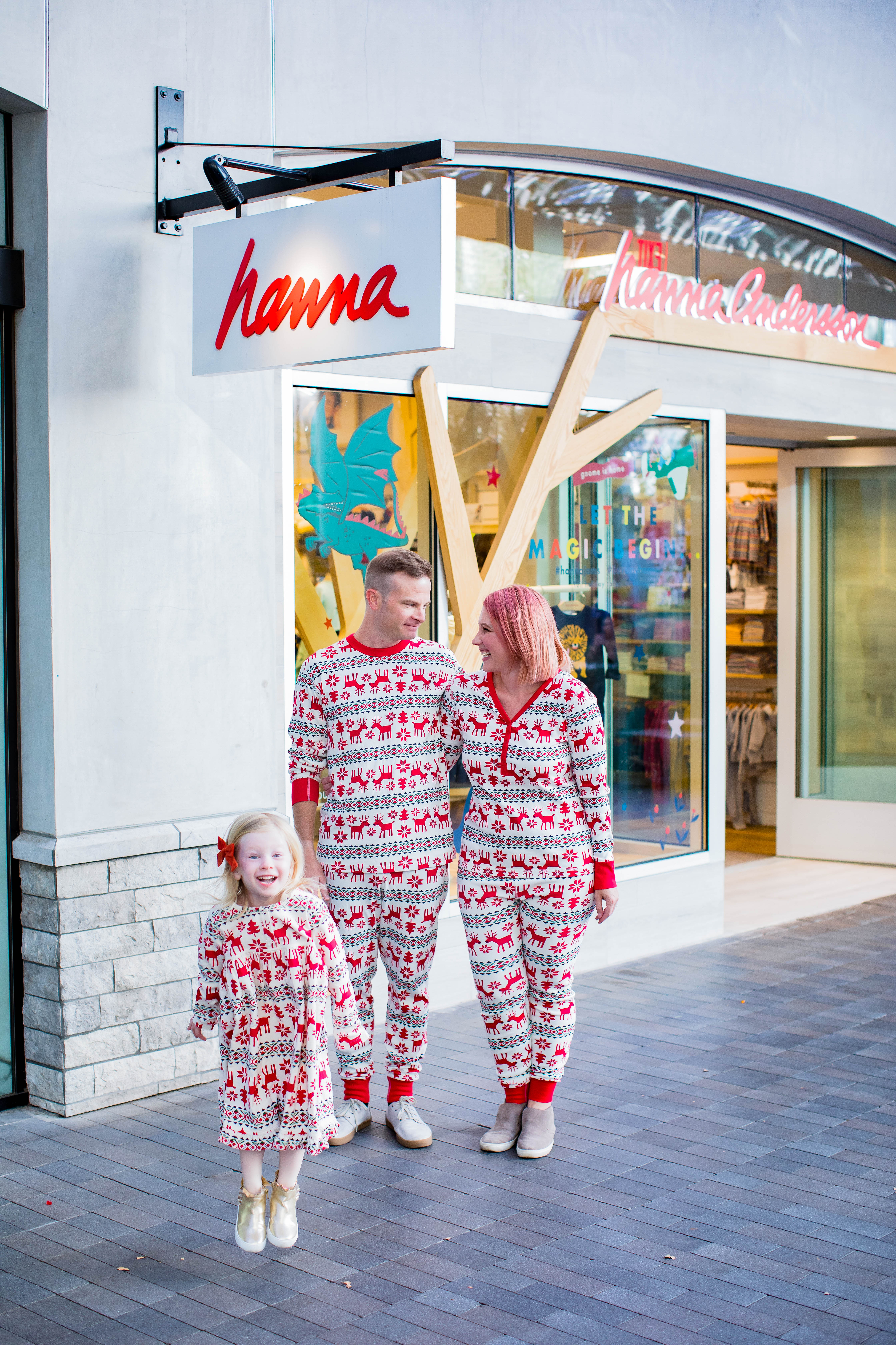 On the hunt for matching family pajamas? These are a GREAT high quality option!