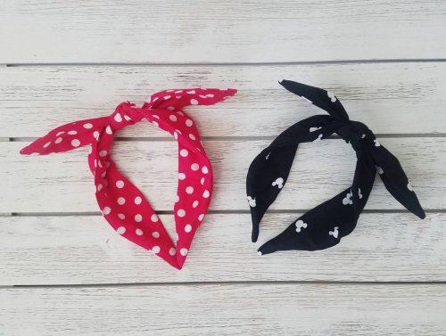 Pretty Paper Trail Headbands