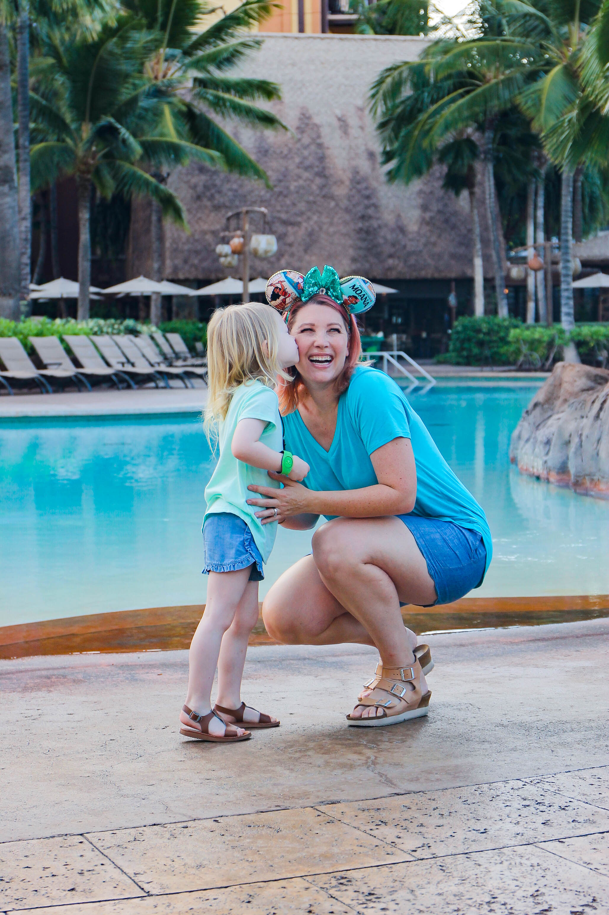 Disney Aulani: This full family travel guide shares what to schedule, where to eat, and tips for saving money on a trip to the Disney Vacation Club resort!