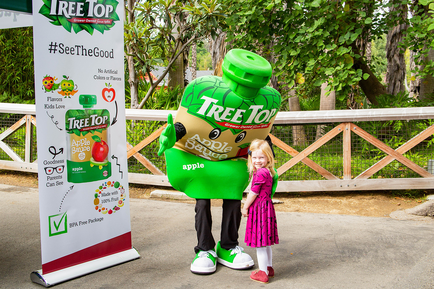 Looking for Halloween fun? Be sure to stop by the Tree Top booth at the Los Angeles zoo during Boo at the Zoo!