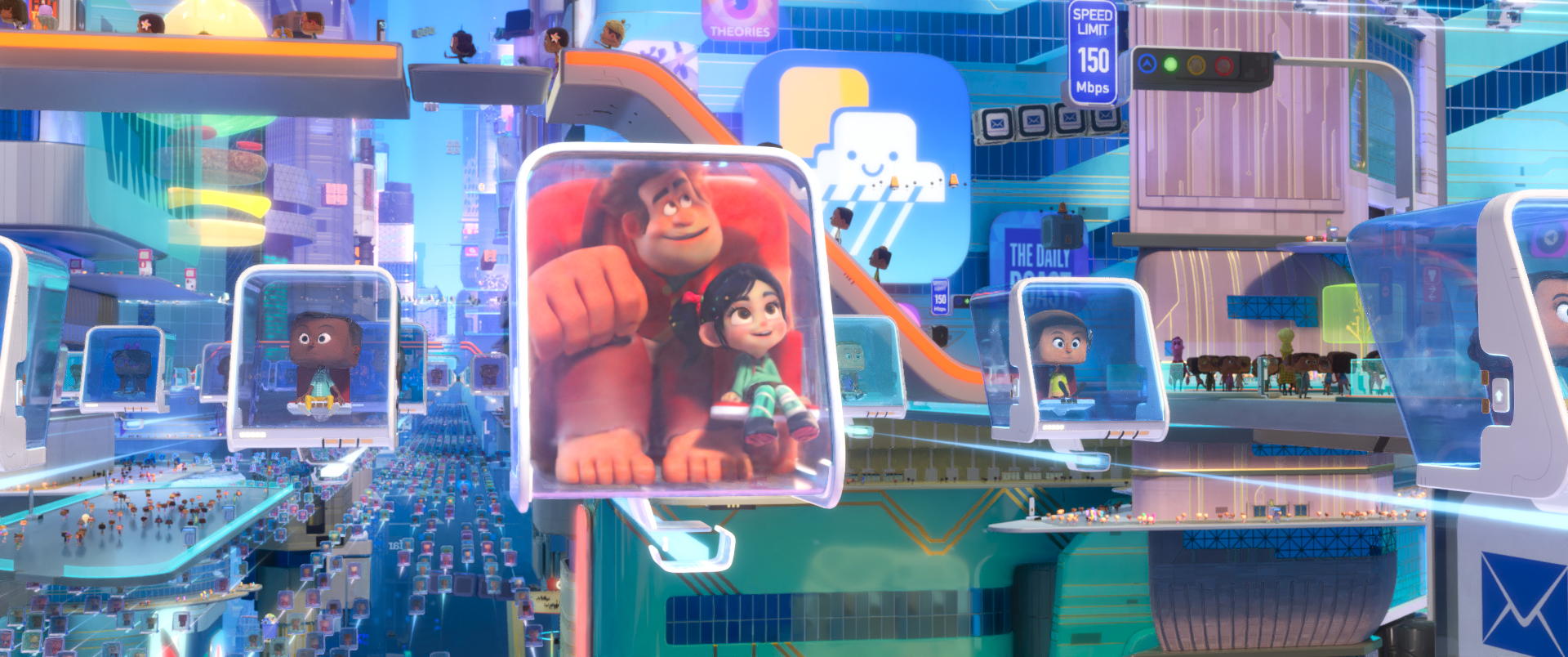 Looking for answers about Ralph Breaks the Internet? This family Ralph Breaks the Internet review will tell you EXACTLY who will love this movie.........