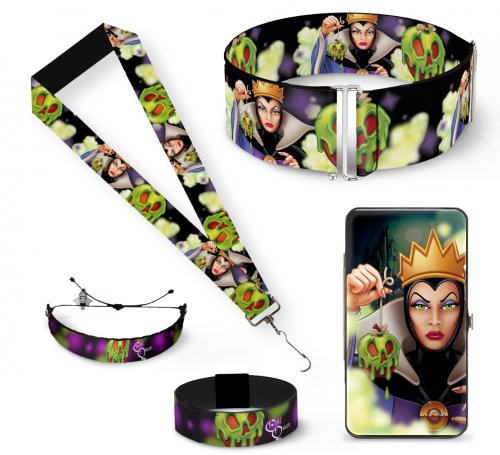 Buckle Down Evil Queen Accessories