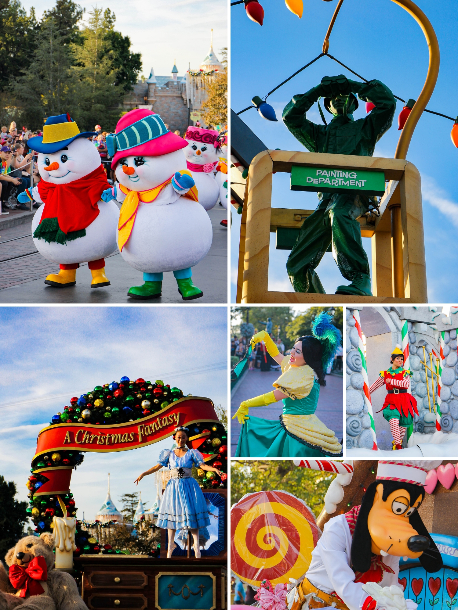 Headed to Disneyland Christmas? The Christmas Fantasy Parade is a MUST SEE!