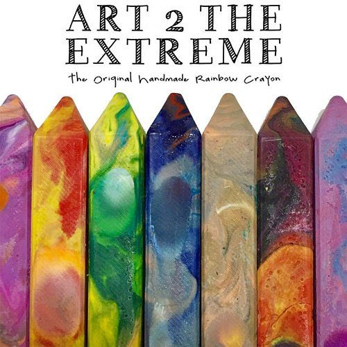 Art 2 the Extreme Crayons