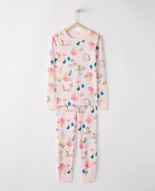 Hanna Andersson Princess Pajamas