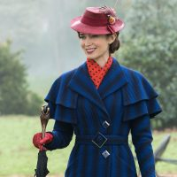 Mary Poppins Returns: Magic From the Press Junket
