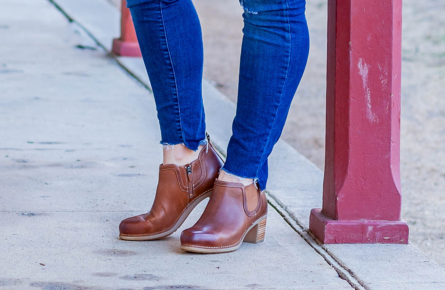 On the search for comfortable boots? These are ADORABLE!
