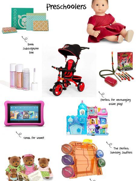 preschooler gift guide