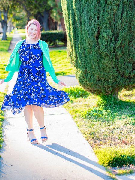 Cabi Untamed Dress