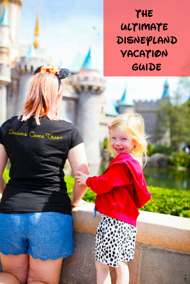 Looking for the ultimate Disneyland Vacation Guide? This is the perfect jumping off point for planning a trip to Disneyland!