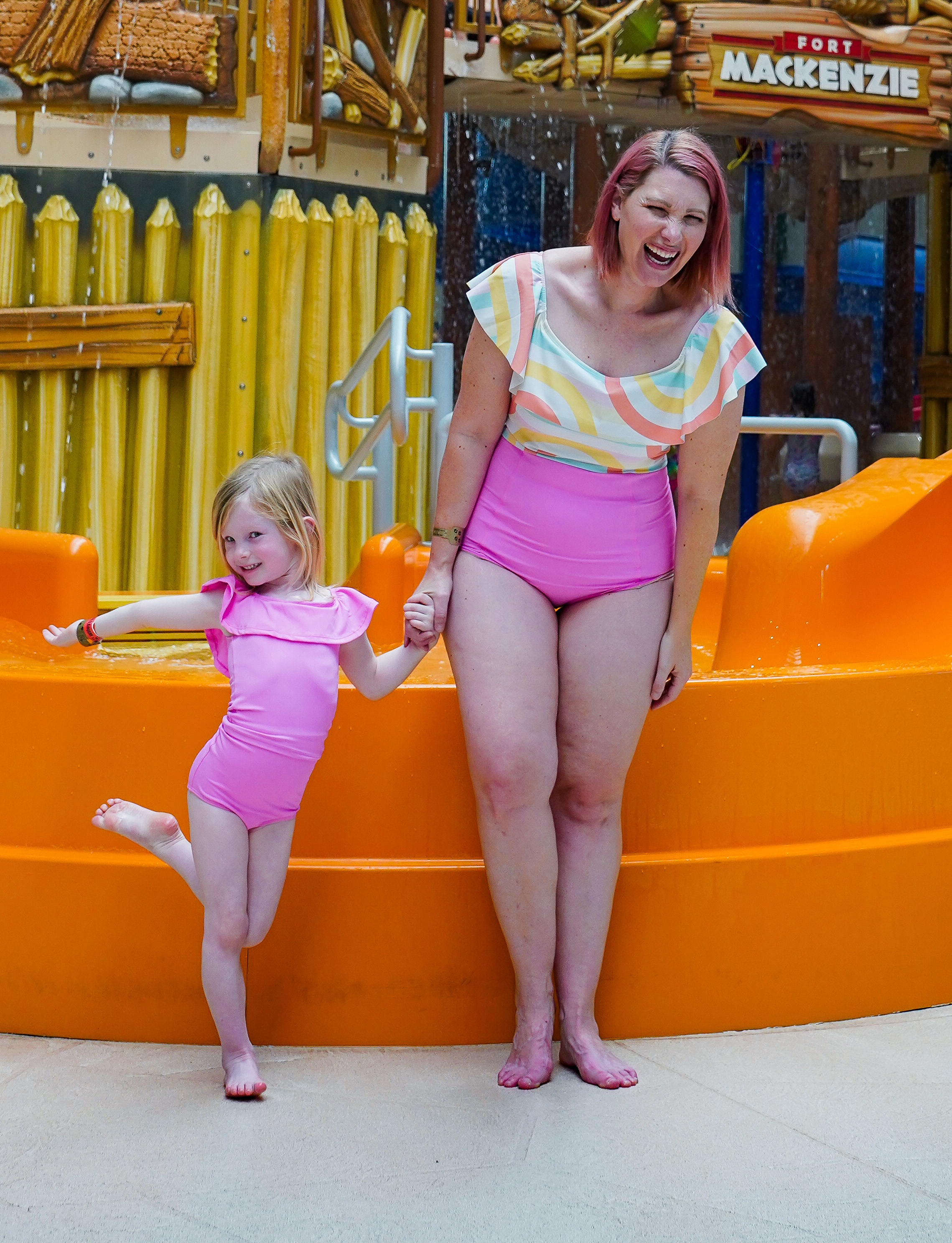 mommy and me bathing suits