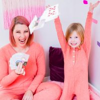 Our Alternate to Sleepovers: A Hello Kitty Party