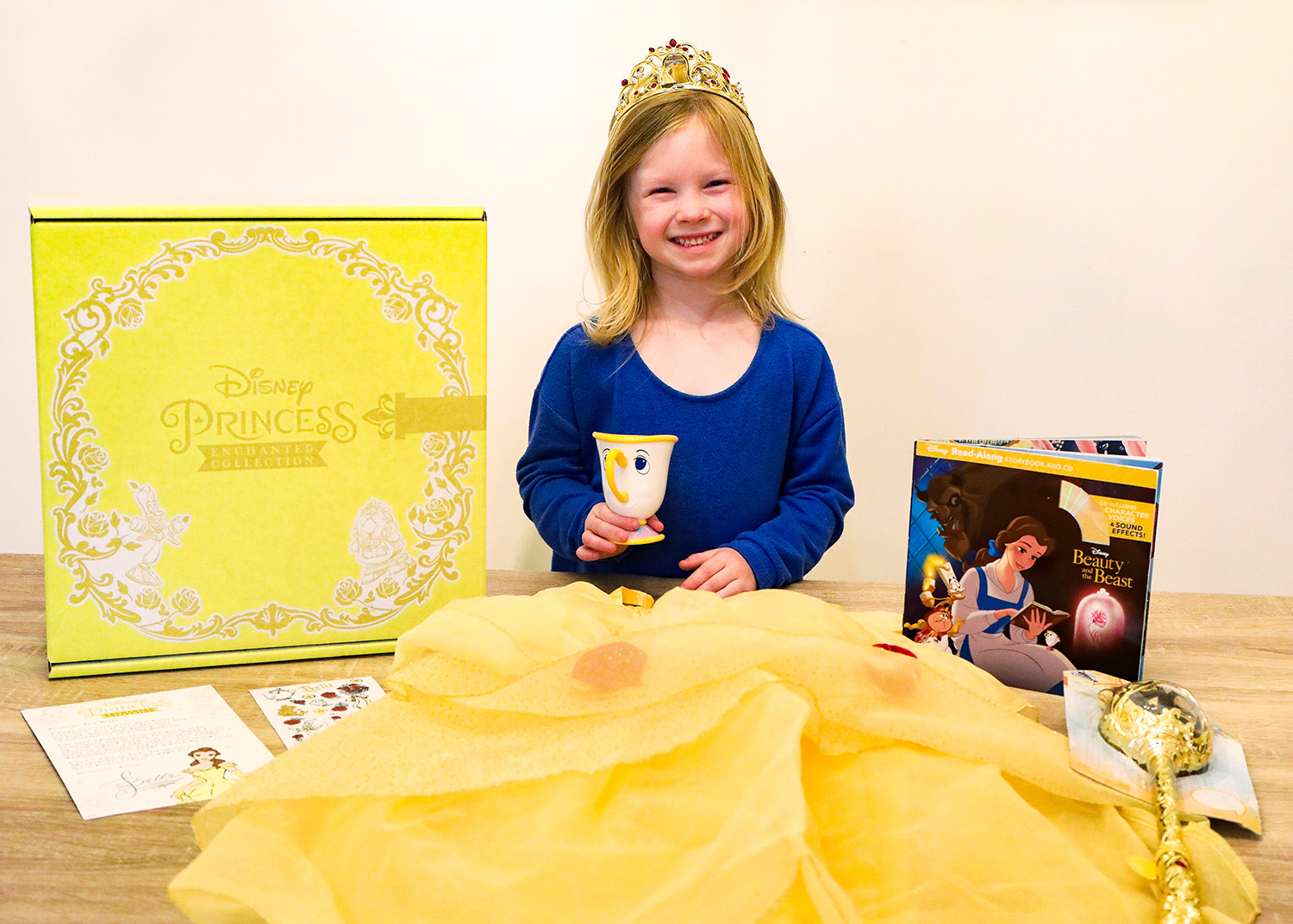 Want to know what's inside the new Disney Princess Subscription Box? This article shows every detail!