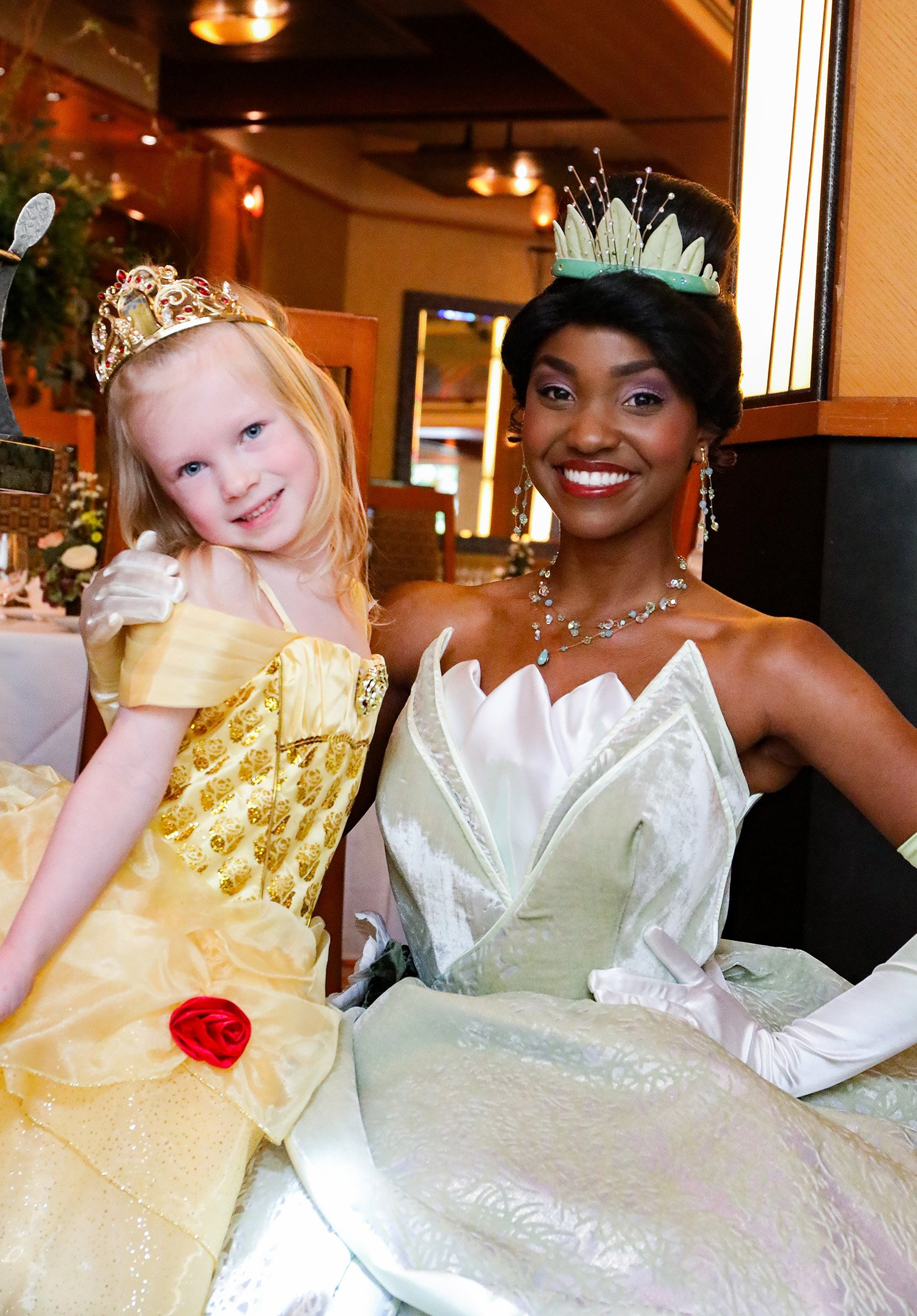 Looking for the best place to meet princesses at Disneyland? This is the ultimate guide to the Disneyland Princess Breakfast Adventures at Napa Rose.