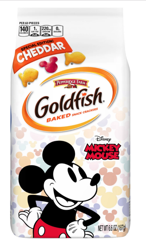 Mickey Goldfish